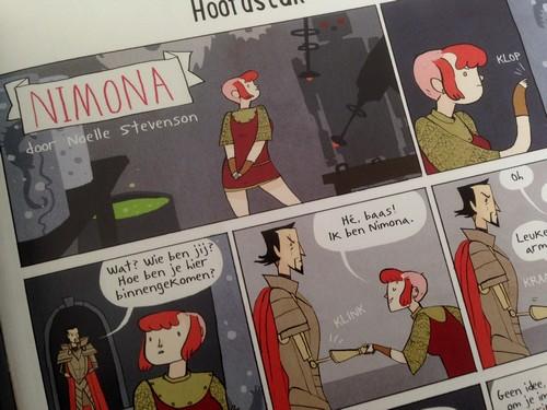 Nimona 1